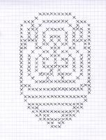 """LARVA TOY (5.75""""x7.5"""") GEL PEN ON VELLUM PAPER"""